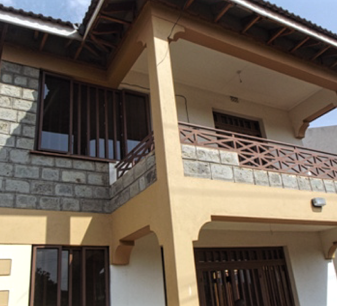 Home in Grace Ogoth Houses, High Rise Estate Kisumu