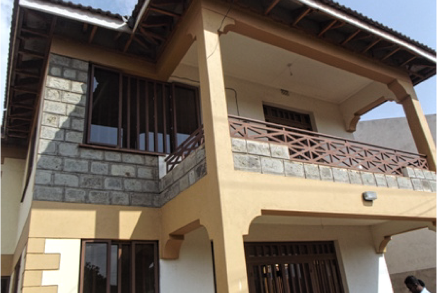 Home in Grace Ogoth Houses, High Rise Estate Kisumu