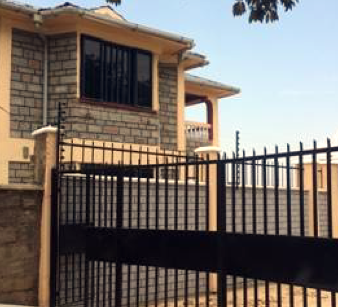 Home in Milimani, Off Ring Road