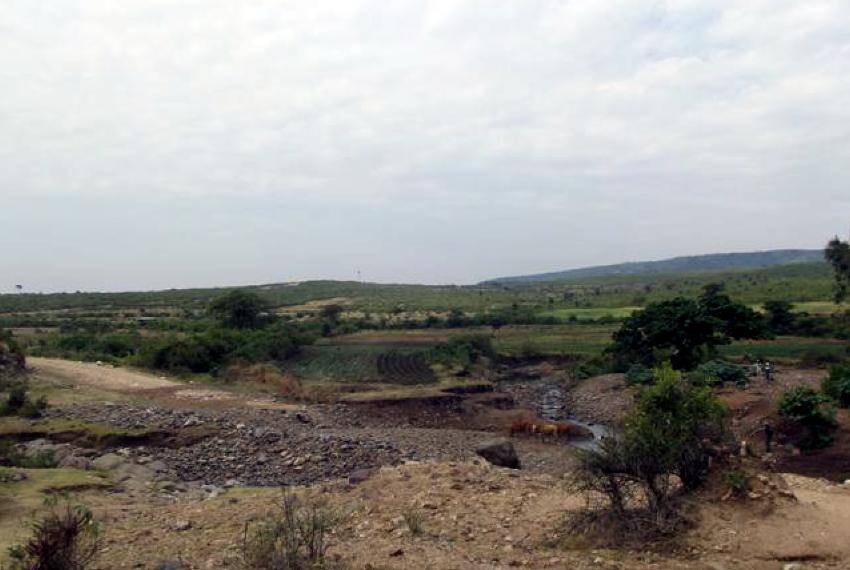 Land in Kanyawegi