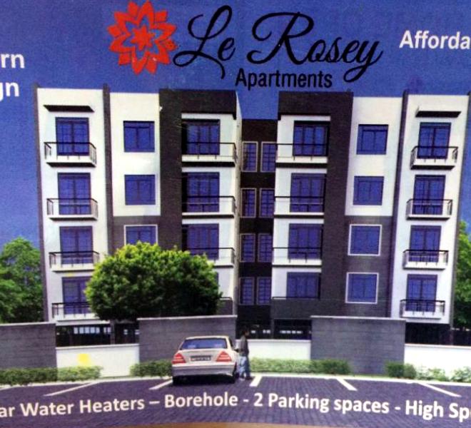 Apartments in Mamboleo
