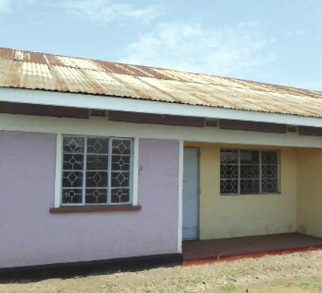 Home in Manyatta Estate