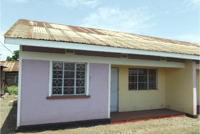 Home in Manyatta Estate