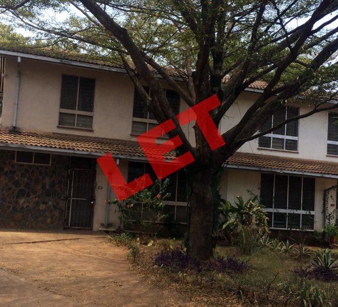 Apartment in Sansora Flats