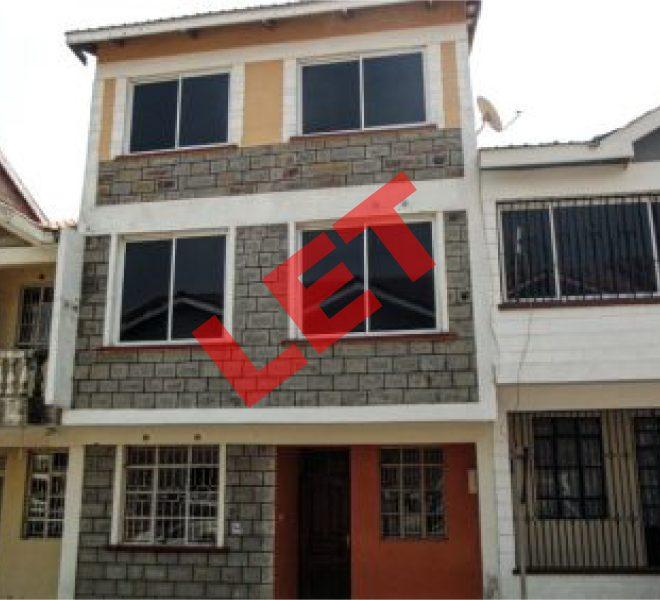 Townhouse in Kibuye