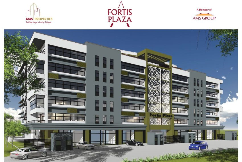 The Fortis Plaza