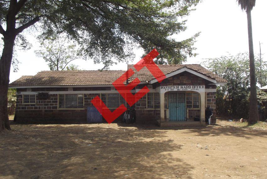 Home in Manyatta