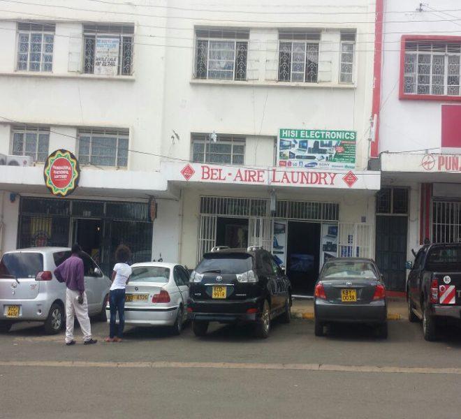Office on Kampala Street